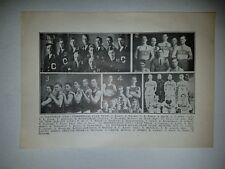 Mooresville Muncie Indiana Laura Ohio Indians 1912-13  Basketball Team Picture