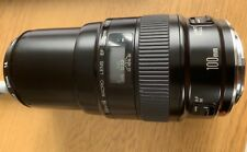Canon EF 100mm f/2.8 Macro Non USM Lens
