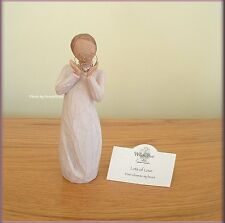 LOTS OF LOVE FIGURE FROM WILLOW TREE® ANGELS FREE U.S. SHIPPING