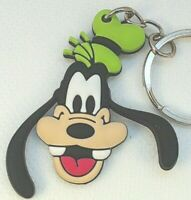 "1.5"" Goofy Disney Channel Clubhouse Mickey Mouse PVC Keychain Lot USA"