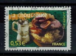 timbre France n° 3774 oblitéré année 2005