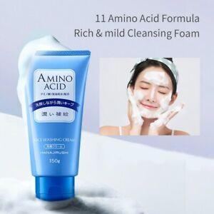 Amino Acid Foam Cleanser Hyaluronic Acid Face Wash For Dry Skin Oil Skin