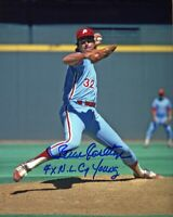 Steve Carlton 8 x10 Autographed Signed Photo ( Phillies HOF ) REPRINT