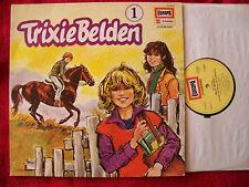 Trixie Belden 1 - Das Geheimnis des Landhauses    klasse  Europa LP