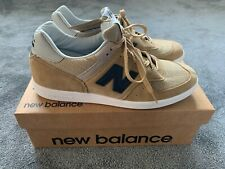New Balance CT576 Made In England CT576BEN Beige Men Trainers UK 11.5 FREE P&P