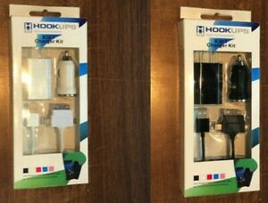 Hook Ups Smartphone 6 in 1 Charger Kit