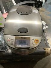 Open Box Zojirushi NS-TSC18 Rice Cooker/Warmer.  10 Cup Great Condition Read