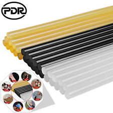 30× PDR Glue Sticks Car Body Paintless Dent Repair Puller Hail Removal Tools Kit