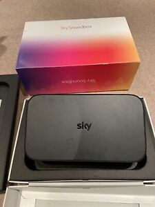 Devialet Sky Q SoundBox - Surround Sound - Bluetooth Speaker - Soundbar - Boxed