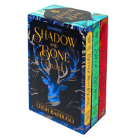 The Grisha Shadow and Bone Trilogy Boxed Collection Set By Leigh Bardugo