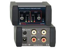 RDL EZ-PH1 Stereo Phono Preamplifier