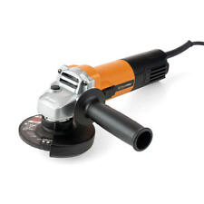 PrimeCables® Angle Grinder with One 115mm Diameter Grinding Disc Included