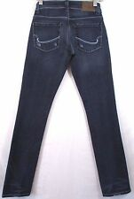 LTB by Little Big Jeans Size 26 Low Skinny Stretch Dark Denim Inseam 31.5