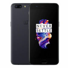 "5.5"" OnePlus 5 Android Snapdragon 835 Octa Core 6GB+64GB 4G Global Unlocked DHL"