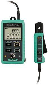Kyoritsu 2500 DC Milliamp Clamp Meter