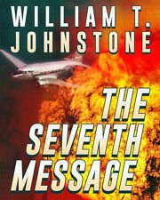 THE SEVENTH MESSAGE New Political Thriller Large Paperback
