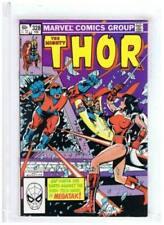 Thor 1st Edition Near Mint Grade Comic Books