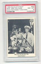 """McHale's Navy #40 """"Skip Are You Sure He's the Family Doctor?"""" PSA 8 NM-MT (1965)"""