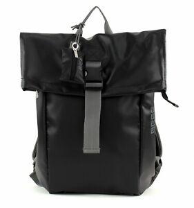 BREE Punch 92 Backpack S Rucksack Freizeitrucksack Unisex Schwarz Black Neu