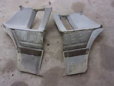73 74 75 76 77 MONTE CARLO REAR SEAT INTERIOR SIDE PANELS UPPER LOWER LEFT RIGHT