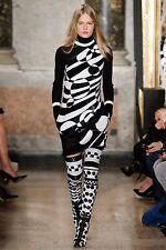 New Emilio Pucci One Shoulder Sequin Runway Dress - RRP £3750