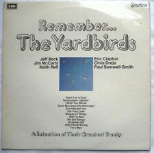 YARDBIRDS - Remember The Yardbirds - UK-LP > Jeff Beck, Eric Clapton