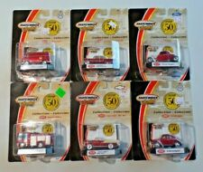 Matchbox Collectibles 50 Year Collection Complete Set of 6 New On Cards 2002