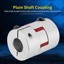 NEW High torque 13mm CNC Flexible Plum Coupling Shaft Coupler Connect D30 L40 US