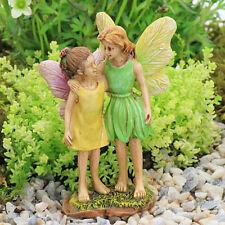 Standing Fairy, Sharing Secrets, Fairy Garden Accessory, Fairy Figure, Ornament