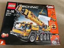 LEGO 42009 TECHNIC MOBILE CRANE MK II 2606 Pcs Retired Set