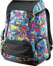 TYR Alliance 45L Geo Print Backpack Transition Bag Brand New