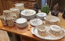 "Temperware Lenox ""Sprite"" Dinnerware 41 Various Pieces sold separately"