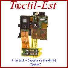 Prise Jack + Capteur de Proximité pour SONY XPERIA Z L36h LT36h C6602 C6603