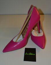 Sam Edelman, Hazel, Retro Pink, Stilettos, Size 11 M, Leather