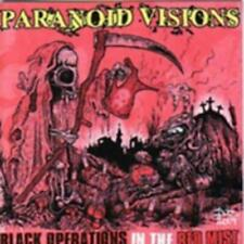 PARANOID VISIONS: BLACK OPERATIONS IN THE RED MIST (CD.)