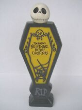 NIGHTMARE BEFORE CHRISTMAS 1993 JACK SKELLINGTON SOAKEY BOTTLE W/MINT TAG