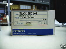 OMRON TL-X10MC1-E NEW! 2M NPN 12-24VDC PROXIMITY SWITCH