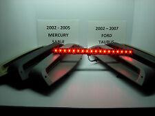 Tail lights for 2004 mercury sable ebay 2002 07 taurus 2002 05 sable oem 3rd brake lighthigh mount led light strip fits 2004 mercury sable aloadofball Gallery