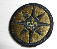 ARMY PATCH,SSI, 316TH SUSTAINMENT BRIGADE, MULTI-CAM, WITH HOOK LOOP FASTENER