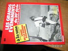 Grands Evenements 20e siecle + facs journaux n°54 Aube de la Guerre d'Espagne