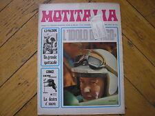 MOTITALIA #17/18 1970 SURTEES MONZA GP AGOSTINI OSTORERO GUZZI V7 SPECIAL