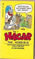 1974 Hagar The Horrible by Dik Browne Tempo Pb Comic Book #1
