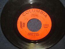 """Johnny Cash """"Everybody Loves a Nut/Austin Prison"""" 45"""