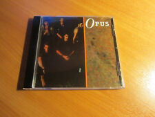 Opus - Opus CD s/t self titled 1987