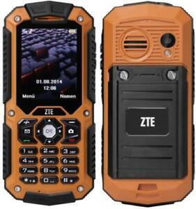 ZTE R28 BLACK-ORANGE OUTDOOR MIT OVP