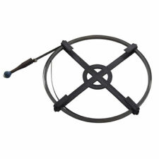 Flexible Wire Rod Set Drain Cleaner - Spring Steel Coil 15ft