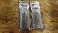 2 - NEW STS - 7rd magazines clips for Colt Defender & Officer .40cal    (C122*)