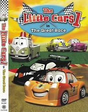 The Little Cars 1 in The Great Race (DVD, 2008, Full Screen)