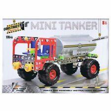 Construct It Construct-it Mini Tanker 170 Piece Kit