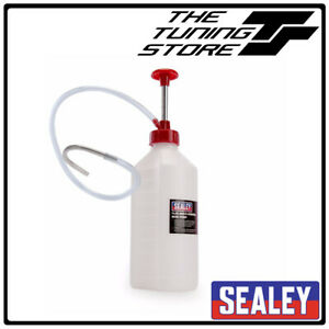 Sealey TP6804 1L Multi-Purpose Mini Pump Engine/Brake/Gearbox Oil/Fluid/Cleaner